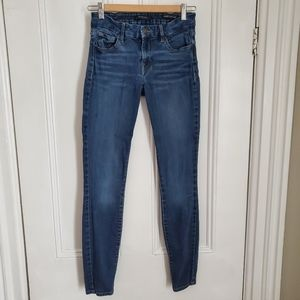 Guess Power Curvy Mid Skinny Jeans